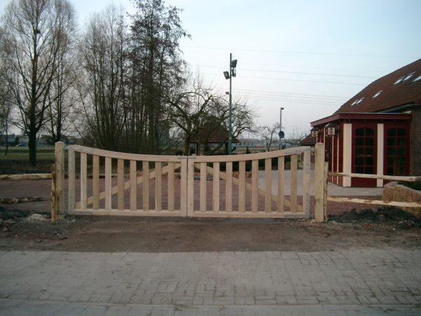 Treurt Luxery poort